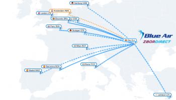 Citește mai mult:Blue Air reia zborurile din Cluj si lanseaza un nou zbor direct