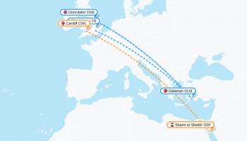 Citește mai mult:Wizz Air va zbura spre Sharm El Sheikh si Dalaman