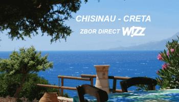 Citește mai mult:Primul zbor direct programat Chisinau - Heraklion, Creta