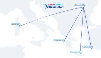 Citește mai mult:Noi zboruri directe spre Insulele Grecesti si Sardinia